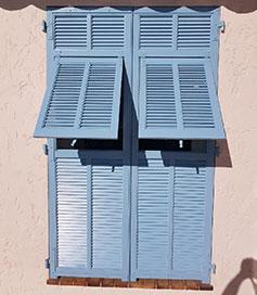 fabrication et r novation de persiennes nice fabrication et r novation de volets 06. Black Bedroom Furniture Sets. Home Design Ideas